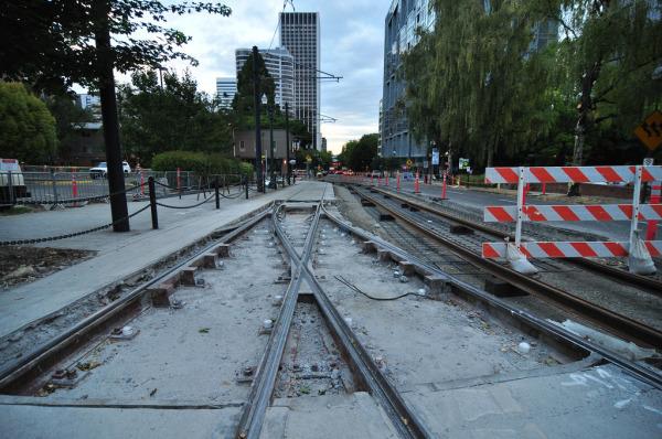 9-9-2014 Streetcar Construction