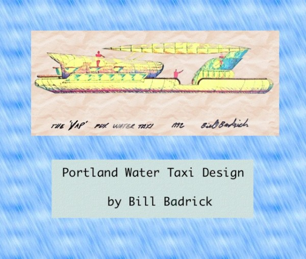water taxi fin pg