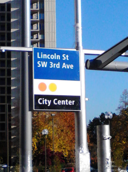 Lincoln St Sign
