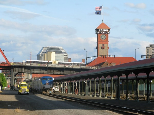 Portland Union Station, at more than 100 years old, will continue to be the epicenter of  Oregon's passenger rail system.""